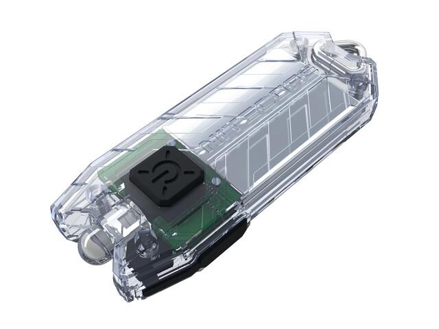 NITECORE Tube Pocket transparent